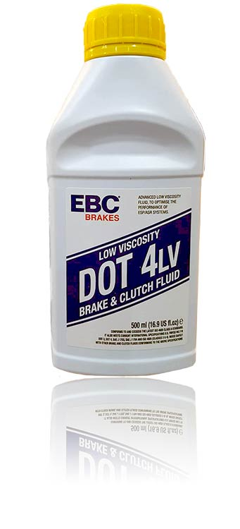 EBC Dot 4 LV Brake Fluid 500ml