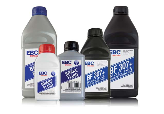EBC Brake and Clutch Fluid