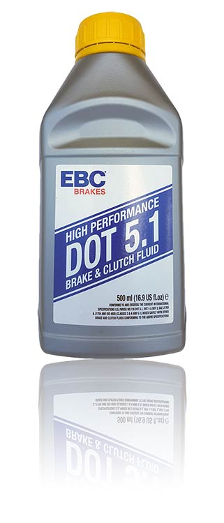 EBC Dot 5.1 Brake Fluid