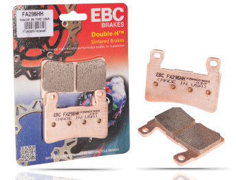 EBC Double H Sintered Pads
